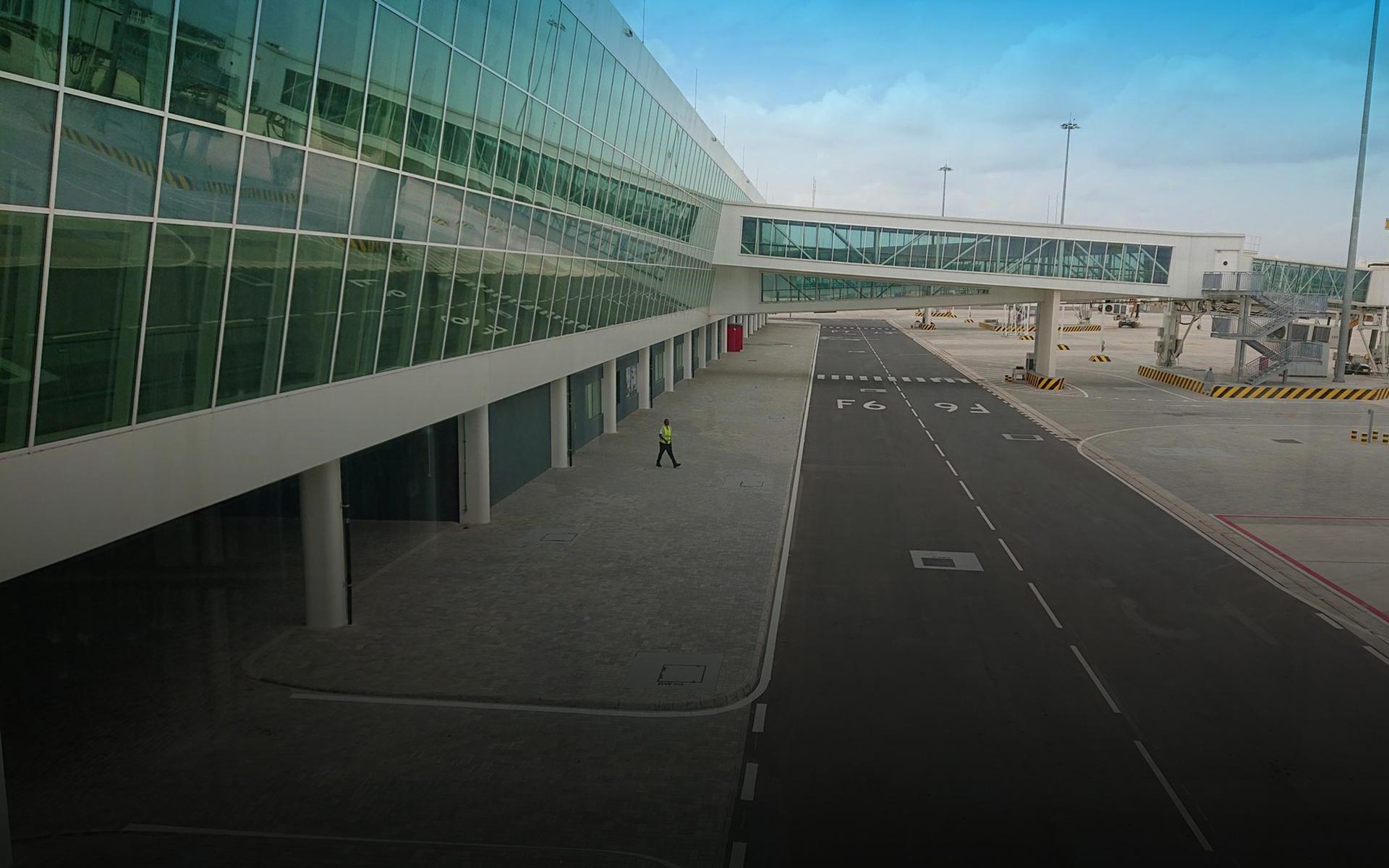 Julius Nyerere airport 5-4