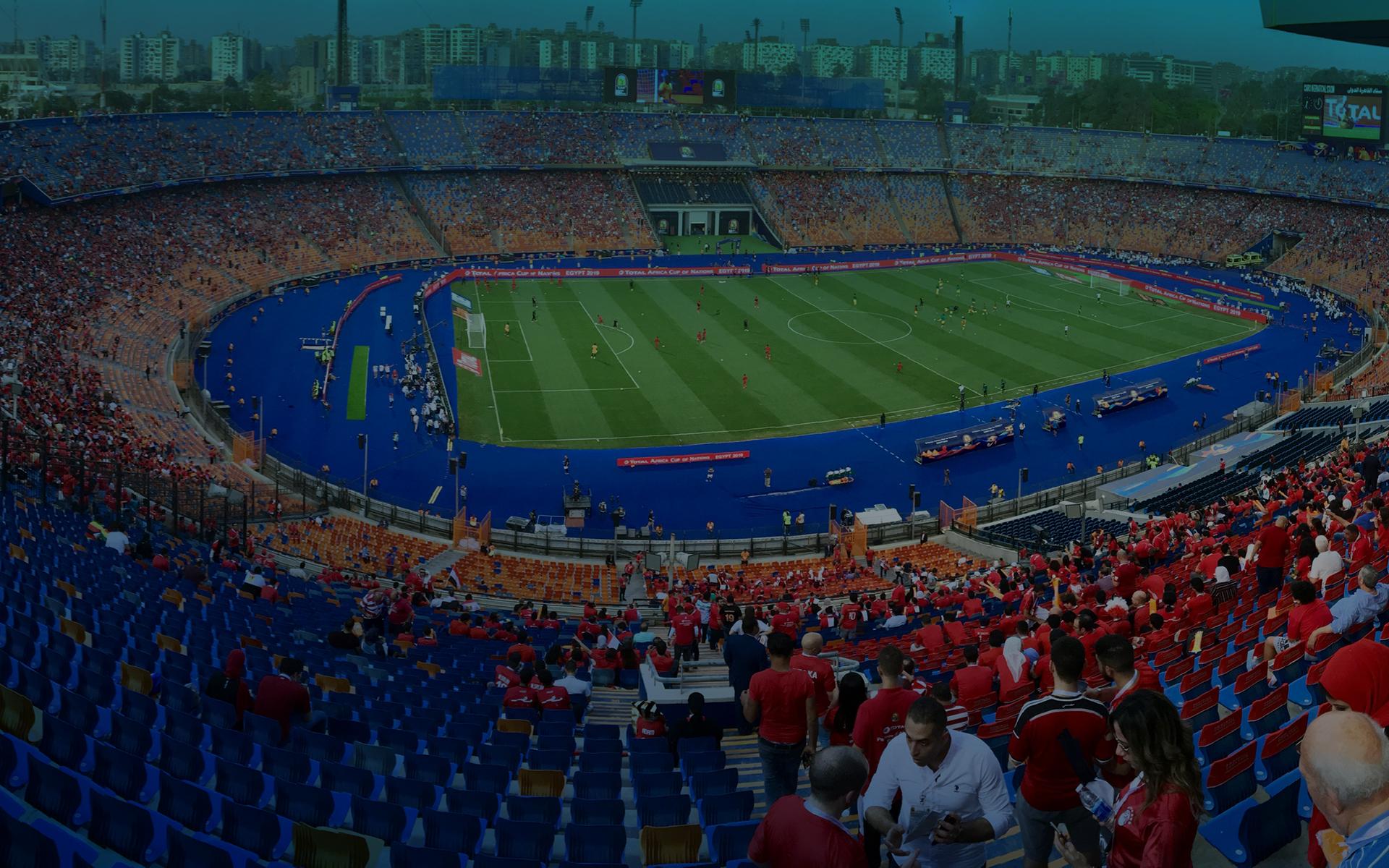 Cairo Stadium  5-11